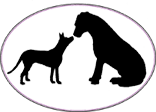 The Contented Canine Company logo